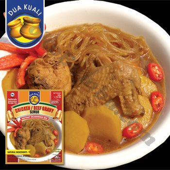 Dua Kuali - Chicken/Beef Gravy