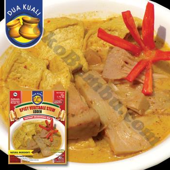 Spicy Vegetable Stew Seasoning Mix