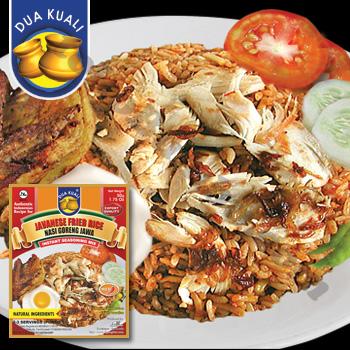 Javanese Fried Rice Seasoning