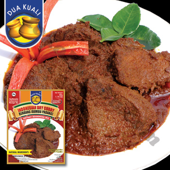 Dry Curry (Padang Style) Seasoning Mix
