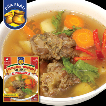 Oxtail Soup Seasoning Mix